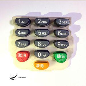 صفحه کلید کارتخوان پکس اس۹۰- Keyboard Pax S90